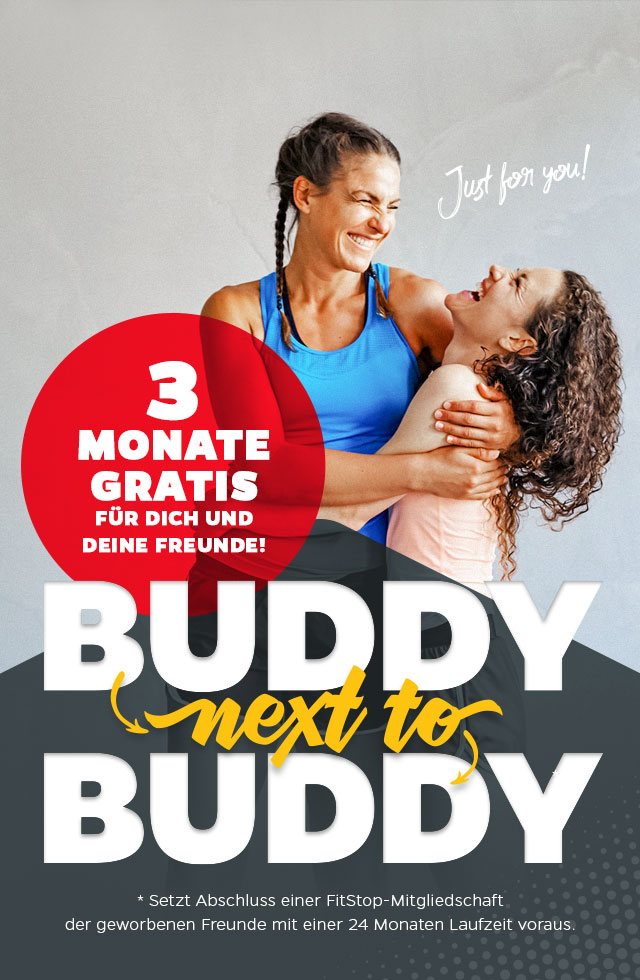 Aktion Moderner Fitness-Sport zum fairen Preis ohne Abstriche der Vielfalt und Qualität - das ist FitStop. Dein Fitnessstudio - Fitnesscenter in Landshut, Freising, Roth, Erfurt, Fulda und Unterschleißheim.